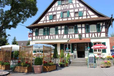 Gasthaus und Speiselokal Zum Wagen Hausansicht