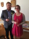 Kerstin Boschert und Max Gerstenkorn